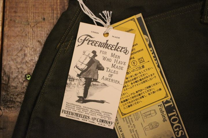 画像4: FREEWHEELERS & CO.
