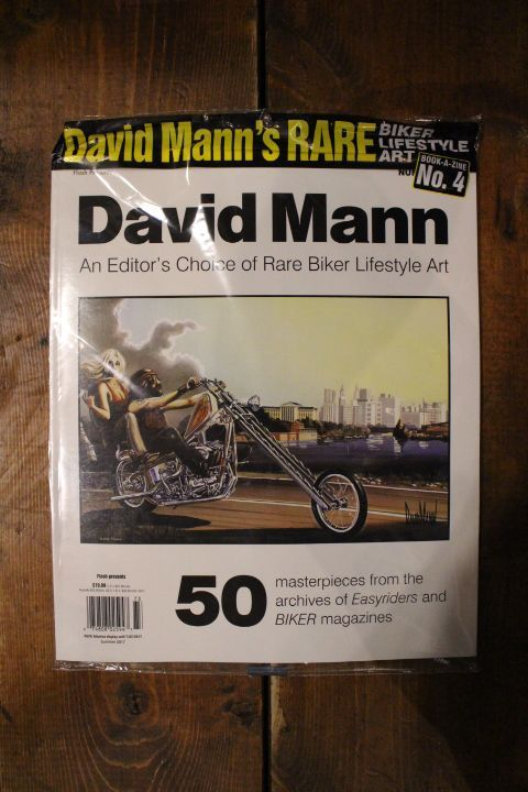 画像1: DAVID MANN'S 50 ART BOOKS from EASYRIDERS (1)