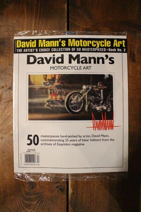 画像1: DAVID MANN'S 50 ART BOOKS from EASYRIDERS (1)